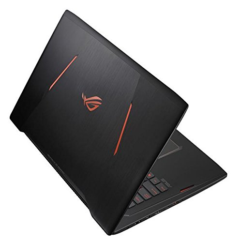 "Asus GL702VI-BA019T Notebook da 17.3"", i7-7700HQ, RAM 16 GB, HDD/SDD 512 GB/1000 MB, NVidia GeForce GTX 1080 [Layout Italiano]"