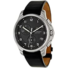 Victorinox 241552 - Orologio da polso da uomo, cinturino in montone colore nero