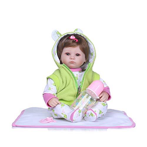 Haisen Van Girl Doll Reborn Realist Silicone Dolls Reborn Babies Creative Children Gift Toys Bonecas,18