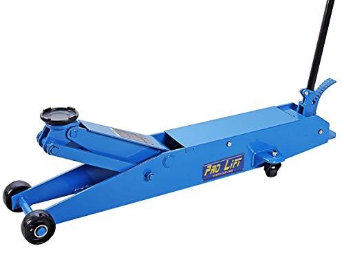 Pro-Lift-Werkzeuge Rangierwagenheber 5 t LKW Wagenheber Langversion Transporter Rangierheber 5t