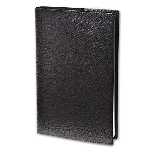 QUO VADIS 29603320MQ Lehrerkalender Texthebdo Impala, 16 x 24 cm, 12 Monate, 1 Woche auf 2 Seiten, 1 Stück, Schwarz