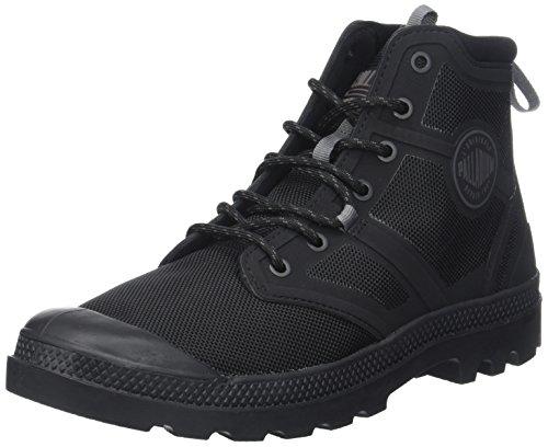Palladium Pallafuze M, Baskets Hautes Homme Noir (Black)