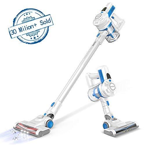 Cordless Vacuum Cleaner, JASHEN ...
