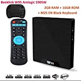 RKTech W95 2GB+16GB Amlogic S905W Android 7.1.2 TV Box Set-top Boxes 2.4GHz WiFi