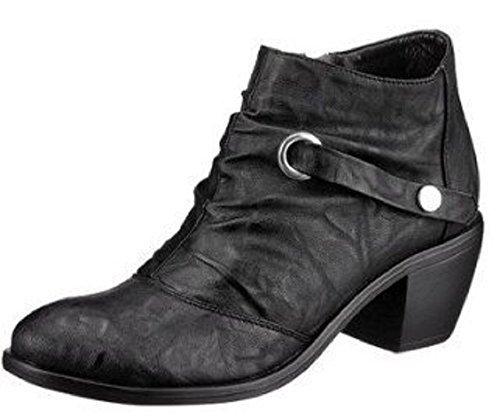 Ankle Boots von City Walk in Schwarz Schwarz