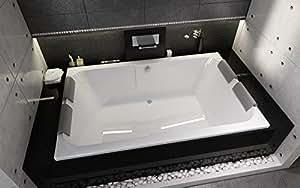 exclusive line rechteckwanne badewanne riho sobek. Black Bedroom Furniture Sets. Home Design Ideas