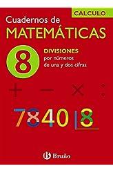 Descargar gratis 8 Divisiones por números de una y dos cifras en .epub, .pdf o .mobi