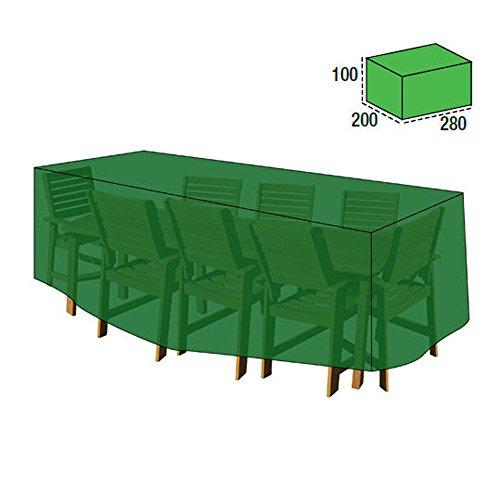 Papillon 8327020 - Housse de Protection pour Table, 100 x 220 x 280 cm