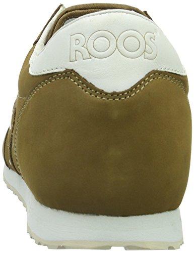 KangaROOS Blaze-Nubuck, Baskets Basses Mixte Adulte Marron - Braun (Brown 300)