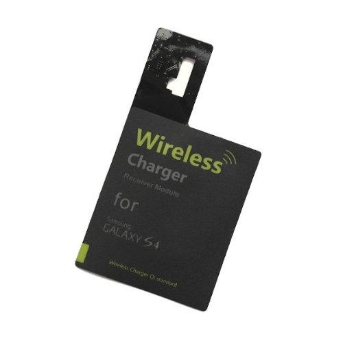 Interner induktiver Qi Lade-Empfänger (Qi Receiver) unter dem Akkudeckel für Samsung Galaxy S4