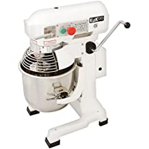 Kukoo - Robot de Cocina Multifunción 10 Litros con 3 Accesorios para Mezclar