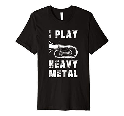 Lustiges Tuba Spieler T-Shirt - Tuba Geschenk