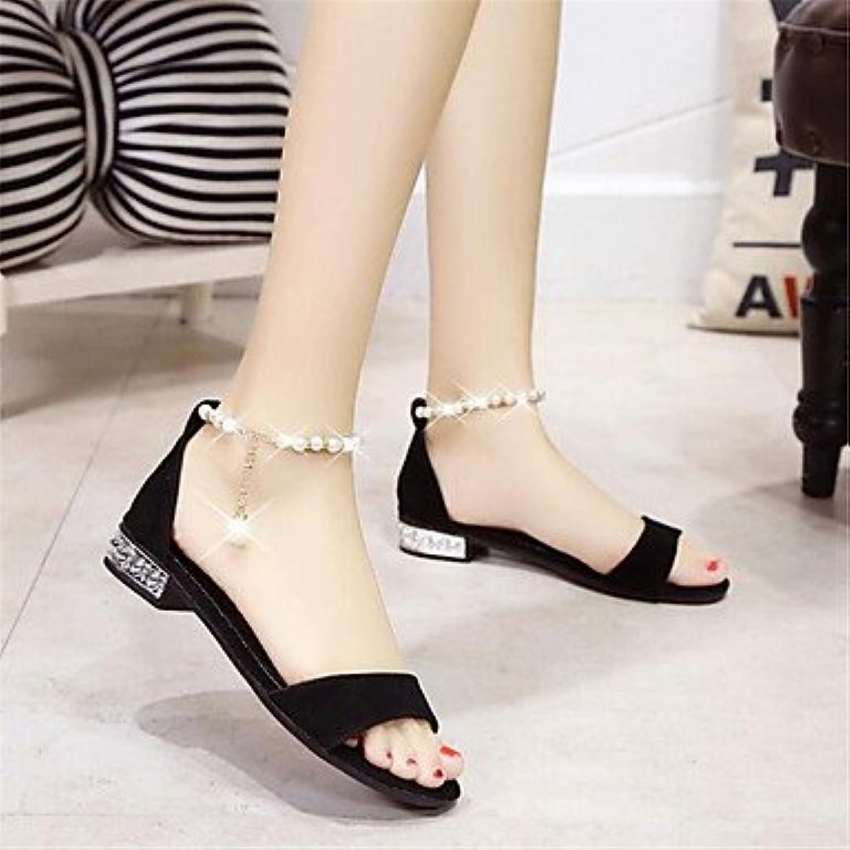 Las mujeres 039 s Sneakers Confort PU confort informal de primavera de lienzo blanco FlatBlackUS5 UE35 UK3 CN34