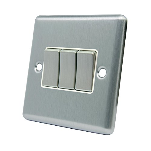 A5 Products - Interruptor de la luz de triple banda 3 -...