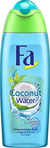 Fa Coconut Water Duschgel, 6er Pack (6 x 250 ml)