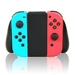 TPFOON Switch Joy-Con Zubehör schwarz