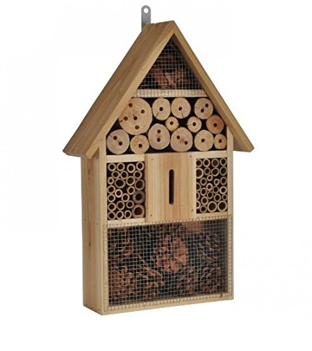 XXL insects Hotel 48 cm insect house home nesting hibernation nest box Test