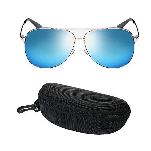 Contever uomini sport occhiali da sole polarizzati moda metallico occhiali di protezione uv400 telaio superleggero