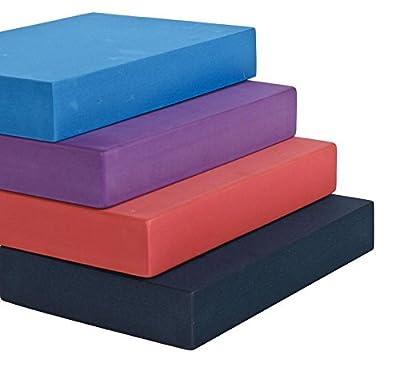 Schulterstandplatte high density, 30, 5 x 20, 5 x 5 cm Schadstoffgeprüft - recycelbar - abwaschbar Material: EVA-Schaum (Ethylene-Vinyl-Acetat)