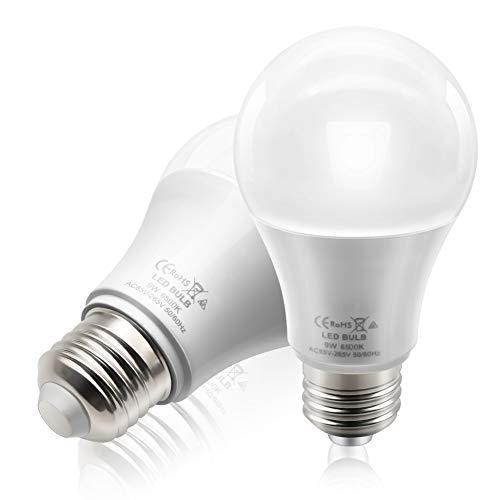 BeiLan Bombillas LED A60