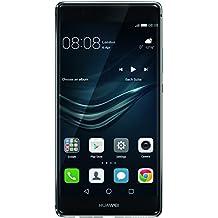 Huawei P9 Plus Smartphone, LTE, Display 5.5'' FHD, 64 GB Memoria Interna, 4 GB RAM, Fotocamera 12 MP, Batteria 3400 mAh, Grigio