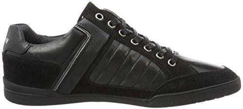 Le Coq Sportif Alsace Low, Baskets Basses Homme Noir (Black)