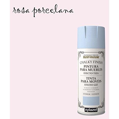 Kreide-Spray Effekt Farbe Rust-Oleum Chalk Xylazel - Rosa Porzellan