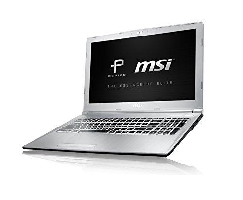 MSI PE62-7RD Laptop (DOS, 8GB RAM, 128GB HDD) Silver Price in India