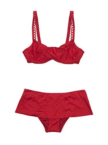La Perla - , Costume Da Bagno da donna, rosso, 44