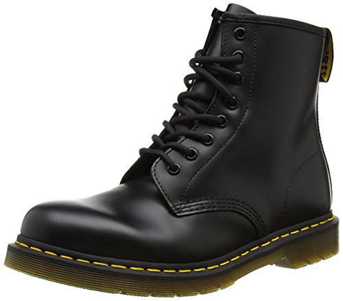 Dr. Martens 1460Z DMC SM-B – Chaussures Homme - Noir - Noir, 46 EU