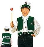 Spielweste Polizei Kinder Polizeiweste 116