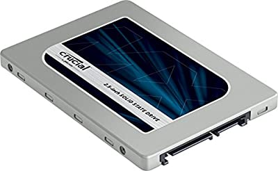 Crucial SATA 2.5-Inch Internal Solid State Drive with Adapter