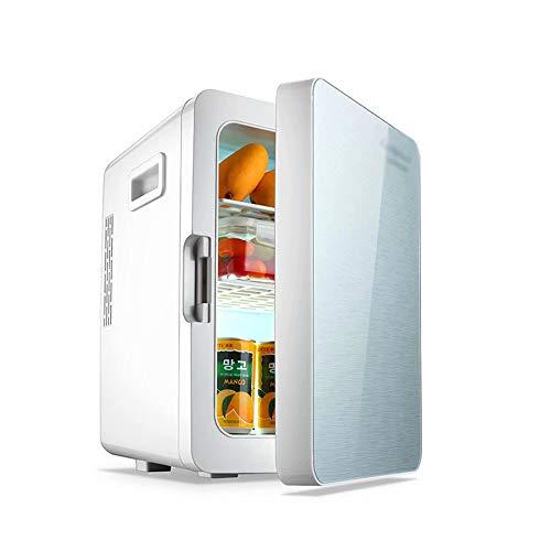 Tragbarer Mini-Kühlschrank 20L, leiser thermoelektrischer Kühler für Reisen, Zuhause, Büro, Schlafzimmer