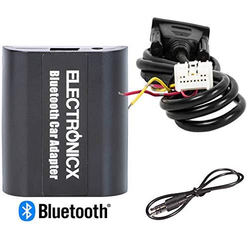 Electronicx BTA-NIS Digitaler Musikadapter AUX Bluetooth Freisprecheinrichtung passend für Nissan Infiniti autoradio (Stereo Nissan Pathfinder Für 2008)