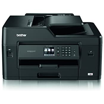 Brother MFC-J6530DW A3 Colour Inkjet Printer, Wireless, PC Connected and  Network, Print, Copy, Scan, Fax and 2 Sided Printing