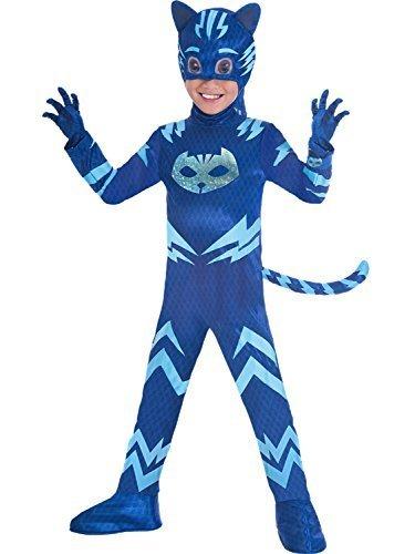 - Katze Mädchen Superhelden Kostüm