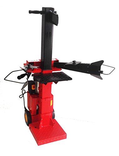 Astilladora de troncos leña 8T fuerza