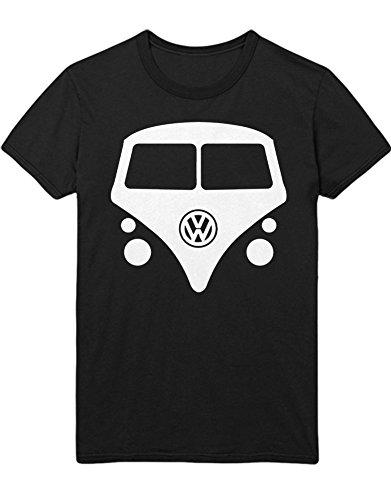 T-Shirt VW Bulli C112244 Schwarz S
