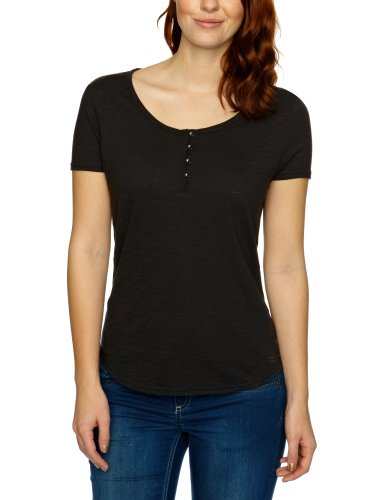Levi's T-Shirt Placket Jet Black S
