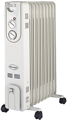 41fkKbcAGiL - Silentnight 38150 Oil Radiator, 2000 W