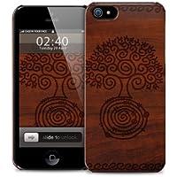 Albero iPhone in legno 6 plastica della