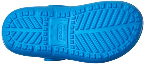 Crocs Hilo Clog K, Sabots Mixte Enfant Bleu (Ocean)