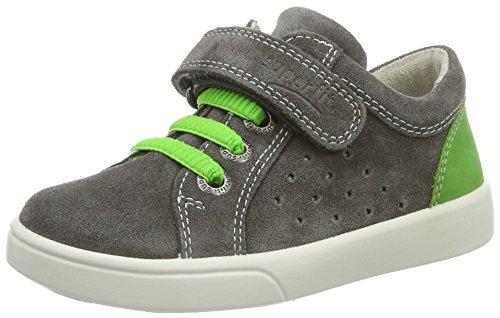 Superfit Marley, Sneakers basses garçon Grau (stone Multi)
