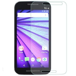 MundoPDA - Protector de Cristal Templado para Motorola Moto G LTE 3rd Gen. 8GB XT1541