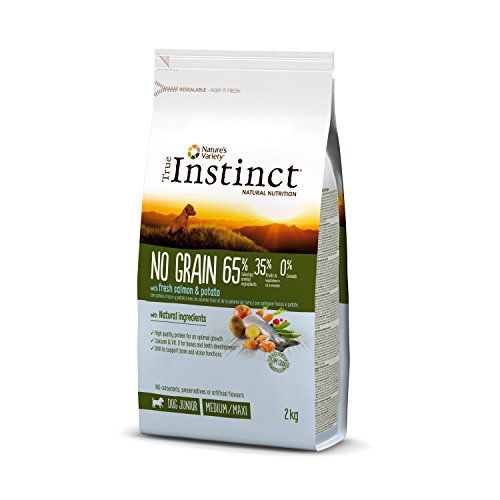 True Instinct No Grain Medium-Maxi Pienso Perro Junior