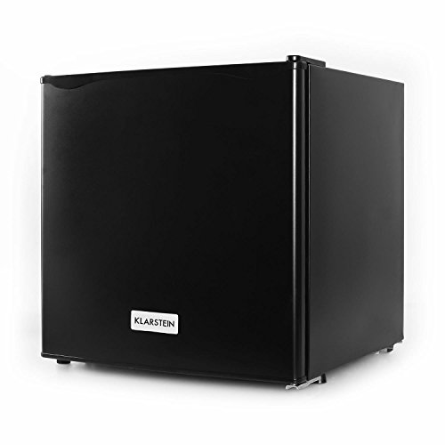 KLARSTEIN Garfield Black Edition - Congelador Mini