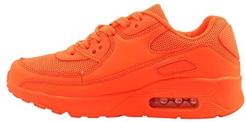 arancione Pink Sneaker Orange donna Orange Gruen Elara 39 OqSxnHw