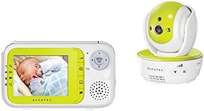 Alcatel Baby Link 700 - Vigilabebés con pantalla de 2.8 pulgadas