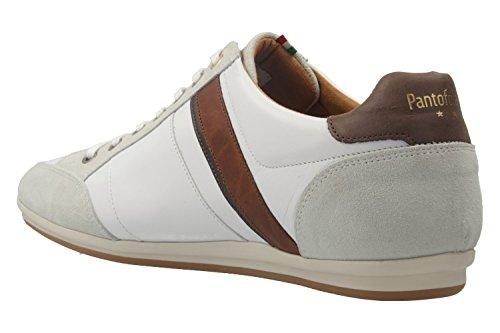 Pantofola d'Oro Herren Allassio Uomo Low Top Weiß