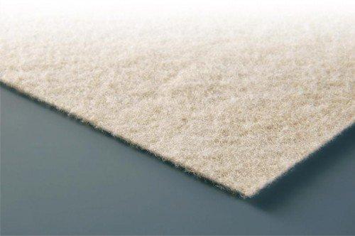Ako Teppichunterlage VLIES für textile und glatte Böden, Größe:240x340 cm